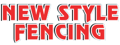 New Style Fencing Footer Logo