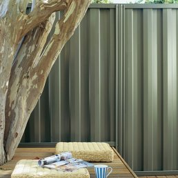 Steel Sheet Fence
